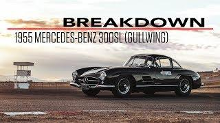Breakdown | 1955 Mercedes-Benz 300SL