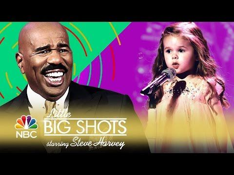 Little Big Shots - 3-Year-Old Little Mermaid Singer Is Everything (Sneak Peek)