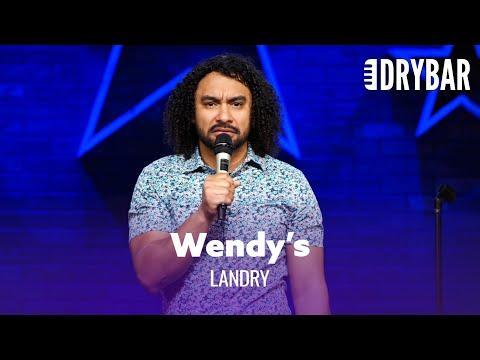 Wendy's Is The Cure For Heartbreak Video. Comedian Landry