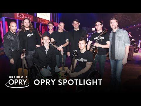 10 Ways To Help A Wounded Warrior | Opry Spotlight | Opry