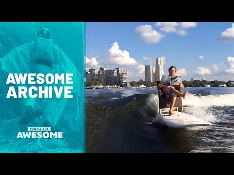 Awesome Archive Ep. 16 | The Best of People Are Awesome!