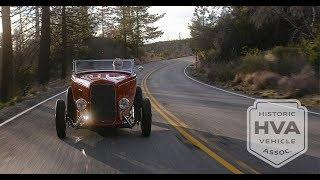 The McGee Roadster: Hot Rod Legend | Historic Vehicle Association Documentary