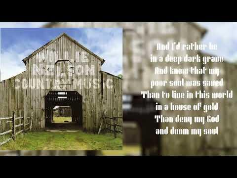 Willie Nelson - House Of Gold (Lyric Video)
