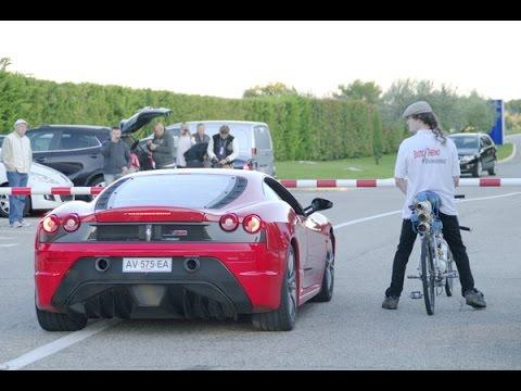 Come Ride The Fastest Bicycle In The World!