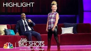Little Big Shots - Now She Can Bust a Move! (Episode Highlight)