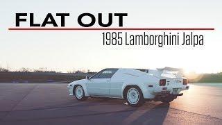 Flat Out | 1985 Lamborghini Jalpa