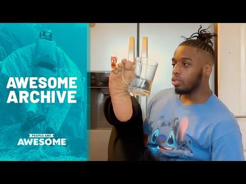 Incredible Flexibility Video & More | Awesome Archive