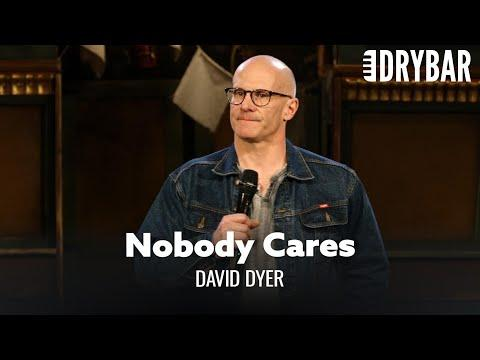 Nobody Cares About Their Second Kid Video. Comedian David Dyer - Full Special