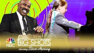 Little Big Shots - What Were You Doing at 10 Years Old? (Episode Highlight)