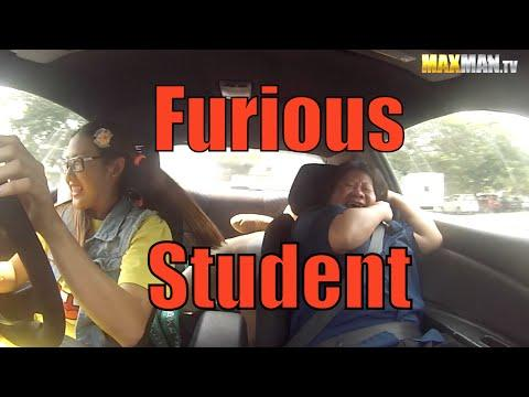 Fast And Furious - Student Driver Shocks Instructors