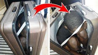8 CRAZIEST THINGS FOUND BY AIRPORT SECURITY