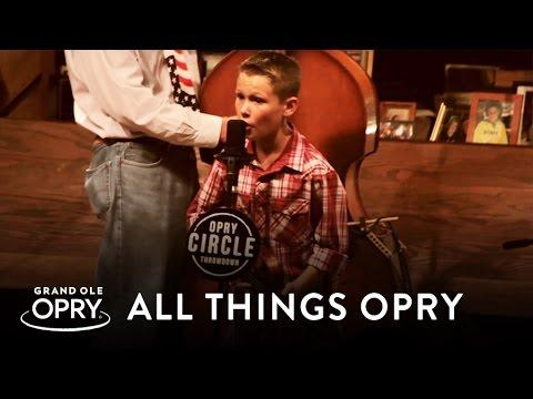 Fiddlin' Carson Peters' Circle Throwdown | All Things Opry | Opry