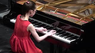 Mendelssohn  Piano Concerto No.1 in G minor, Op.25, 1st. mov. Ásta Dóra Finnsdóttir