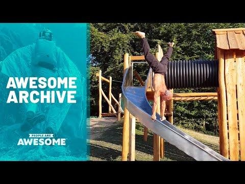 Balance Exercises, Bouldering, Bo Staff Skills & More | Awesome Archive