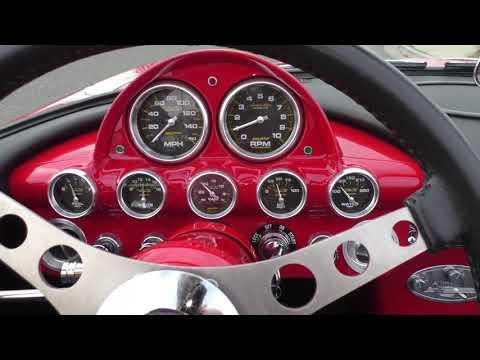 1960 Chevy Corvette Resto-Mod Paul Newman Chassis LS1 (SORRY SOLD) #Video