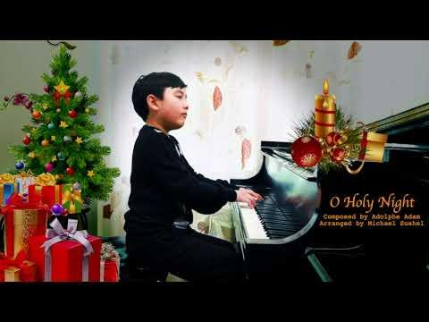 O Holy Night (Evan Le - 8 years 6 months)