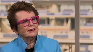 Billie Jean King's victories, on and off the court
