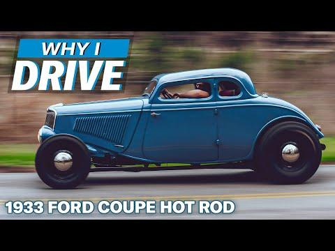 Father and son Ford Coupe hot rod build   Why I Drive #41 #Video