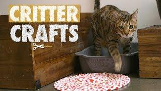 Critter Crafts: Cat Litter Mat