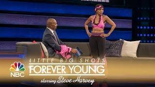 Little Big Shots: Forever Young - World's Oldest Bodybuilder (Episode Highlight)