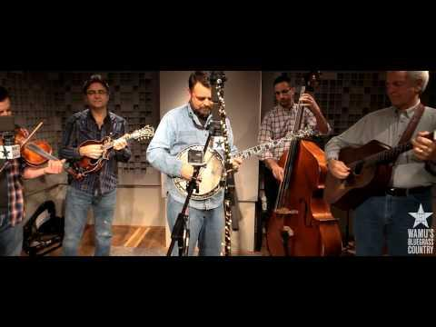 Rob McCoury - Banjo Riff [Live at WAMU's Bluegrass Country]