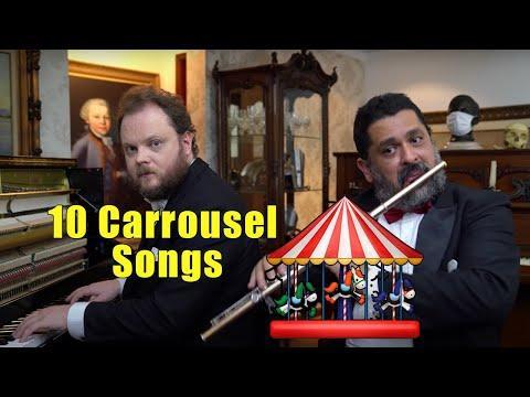 10 Carousel Songs Video