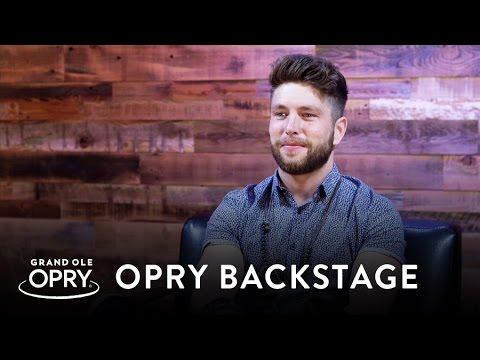 Chris Lane's Opry Debut | Backstage at the Opry | Opry
