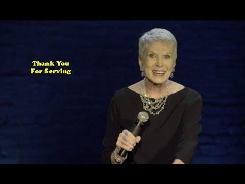 Jeanne Robertson   Thank You For Serving