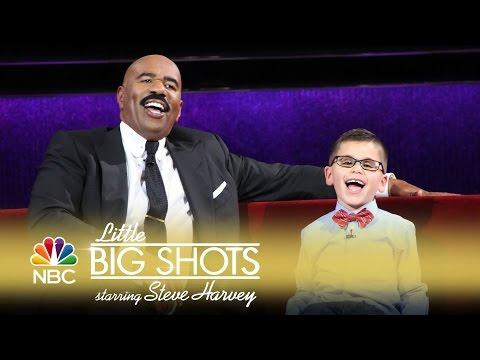 Little Big Shots - Inspirational Young Singer (Episode Highlight)