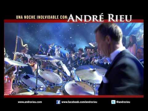 Andre Rieu En Ciudad De Mexico