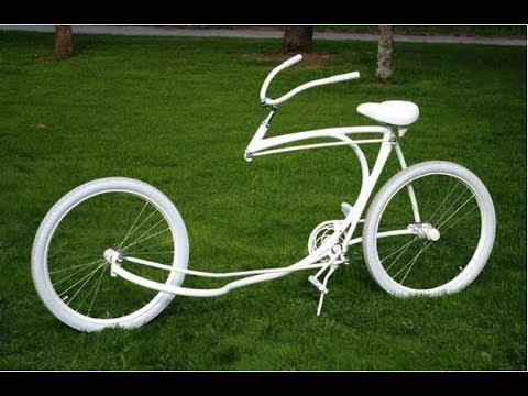 Weirdest & Strangest Bicycles in the World