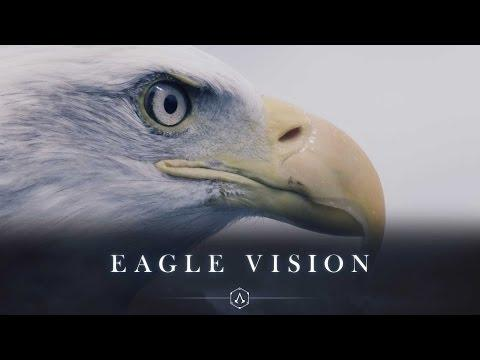 EAGLE VISION - Eagle Flys Over London