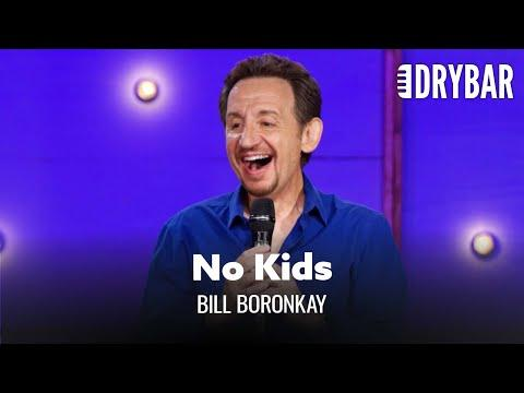 Having Kids Makes You Older. Bill Boronkay