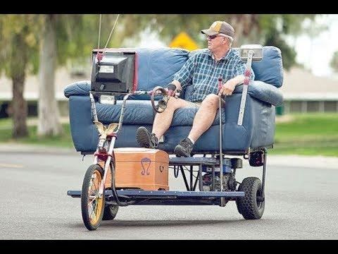 Funny  Homemade Inventions #9