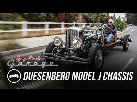 1931 Duesenberg Model J Chassis - Jay Leno's Garage