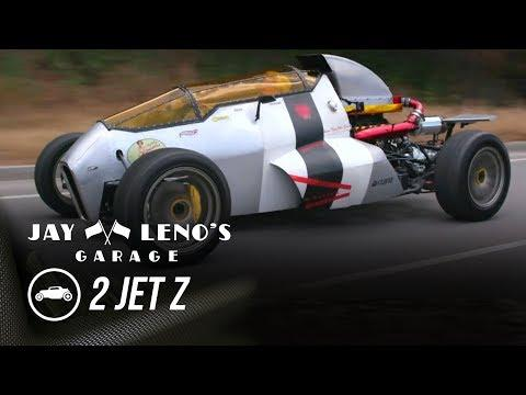Jay Leno takes a 2 Jet Z for a spin - Jay Leno's Garage