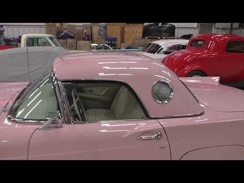 1957 Ford Thunderbird Dusk Rose 312 Video (SORRY SOLD) 4bbl Auto PS PB