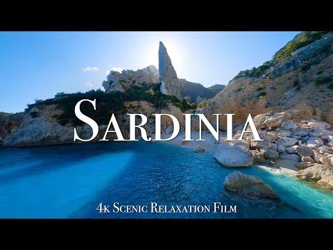 Sardinia 4K - Scenic Relaxation FPV Film With Calming Music #Video