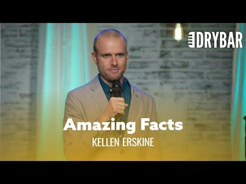 Amazing Facts About The Human Body. Kellen Erskine #Video
