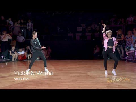 Victor & Wilma – Grease Show - Rock That Swing