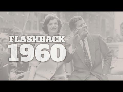 Flashback to 1960 - A Timeline of Life in America #Video