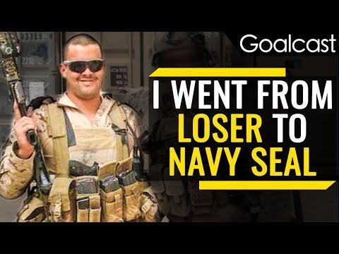 Navy SEAL Teaches Him His Biggest Lesson | Chad Williams Speech