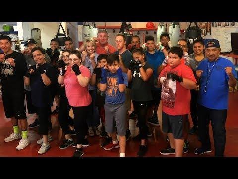 Boxing Coach (Texas Country Reporter)