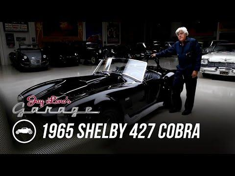 1965 Shelby 427 Cobra Competition - Jay Leno's Garage Video