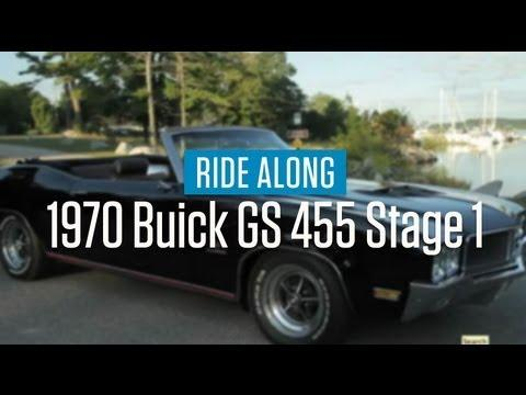 1970 Buick GS 455 Stage 1 | Ride Along