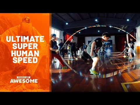 Superhuman Speed & Fastest Feet | Ultimate Compilation Video
