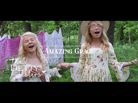 Amazing Grace -The Detty Sisters #video
