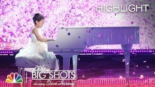Little Big Shots - Youngest Ever Accepted to The Juilliard School (Episode Highlight)