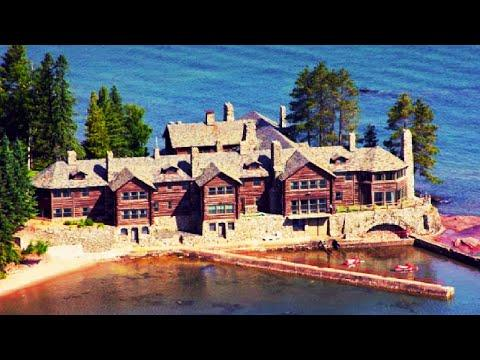 10 Mansions No One Wants To Buy Even For $1. Video.