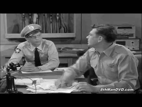 THE ANDY GRIFFITH SHOW: High Noon in Mayberry (1963) (Season 3 Episode 17) (HD 1080p)